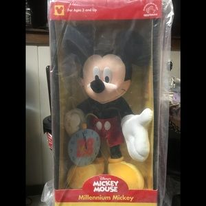 Millennium Mickey Mouse special edition